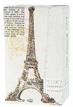 TokyoMilk French Triple-Milled Soap - Minuette Eiffel Tower