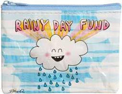 Blue Q Coin Purse - Rainy Day Fund - Hampton Court Essential Luxuries