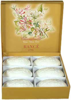 Rance Classic Soap - Chevrefeuille (Honeysuckle)
