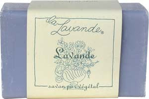 La Lavande - Lavender Blue Soap - 100gm