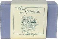 La Lavande - Lavender Blue Soap - 100gm - Hampton Court Essential Luxuries