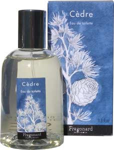 Fragonard The Naturelles Cedre Eau de Toilette