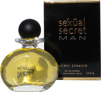 Michel Germain sexual secret MAN eau de toilette spray