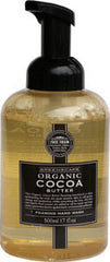 Somerset Toiletries Organic Cocoa Butter Foaming Hand Wash - Hampton Court Essential Luxuries