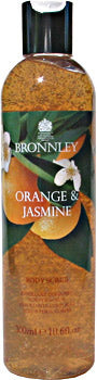 Bronnley Orange & Jasmine Body Scrub
