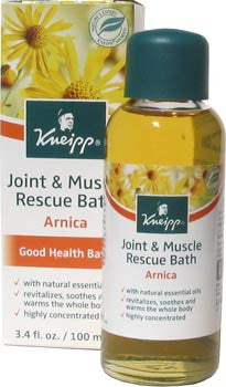 Kneipp Classic Arnica Joint & Muscle Rescue Bath