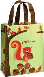 Blue Q I Heart Lunch Tote