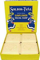 Sunflower Facial Soap - USA - Hampton Court Essential Luxuries