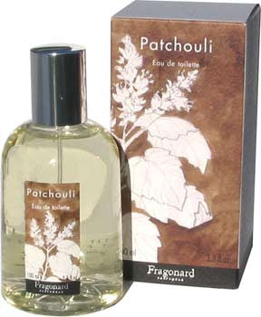 Fragonard The Naturelles Patchouly Eau de Toilette