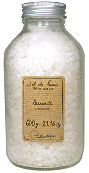 Lothantique Lavender Bath Salts