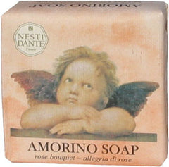 Nesti Dante Amorino Rose Bouquet Soap - Hampton Court Essential Luxuries