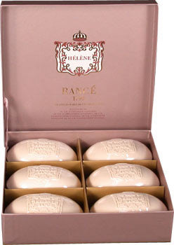 Rance Helene Boxed Soap - 6's