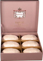 Rance Helene Boxed Soap - 6's - Hampton Court Essential Luxuries