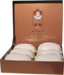 Rance Le Roi Empereur Boxed Soap - 6's - Hampton Court Essential Luxuries