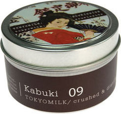 TokyoMilk Kabuki Tin Candle no. 9 - Hampton Court Essential Luxuries