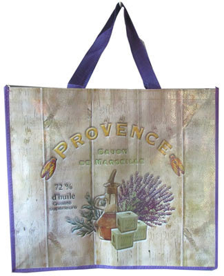 Accents Chic Shopping Bag - Provence Highlights