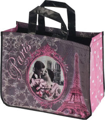 Accents Chic Shopping Bag - Paris Romantic - Hampton Court Essential Luxuries