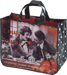 Accents Chic Shopping Bag - Love at First Sight - Hampton Court Essential Luxuries
