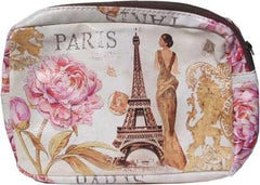 Travel Cosmetic Bag - Paris - Hampton Court Essential Luxuries