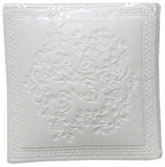 Amelie et Melanie Ligne Blanc Soap 100gm - Hampton Court Essential Luxuries