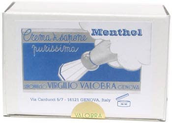 Pure Cream Menthol Shaving Soap - Italy