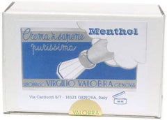Pure Cream Menthol Shaving Soap - Italy - Hampton Court Essential Luxuries