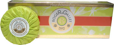 Roger & Gallet Fleurs d' Osmanthus - 100gm 3 Bar Box