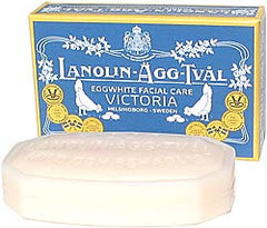 Victoria Scandinavian Soap - Lanolin-Agg-Tval Single - Hampton Court Essential Luxuries