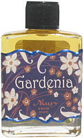 Seventh Muse Fragrant Oil - Gardenia - Hampton Court Essential Luxuries