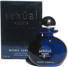 Michel Germain sexual nights pour homme eau de toiilette - Hampton Court Essential Luxuries