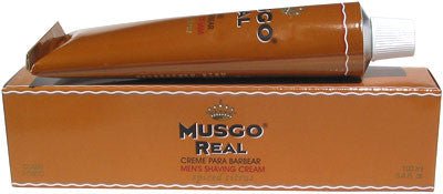 Claus Porto Musgo Real - Agua de Colonia No. 3 Shave Cream - Spiced Citrus
