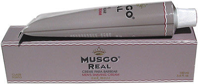 Claus Porto Musgo Real - Agua de Colonia No. 2 Shave Cream - Oak Moss