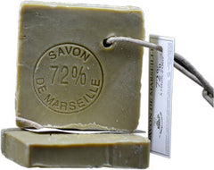 Boite a Savon Marseille Soap Slice - Sm. Olive Oil - Hampton Court Essential Luxuries