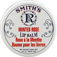 Smith's Rosebud Minted Rose Lip Balm - Hampton Court Essential Luxuries