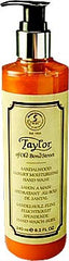 Taylor of Old Bond Street Sandalwood Luxury Moisturizing Hand Wash - Hampton Court Essential Luxuries