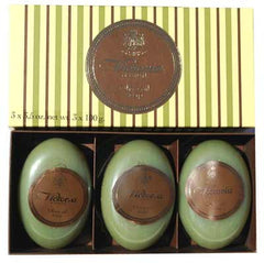 Victoria Scandinavian Olive Oil Soap 3x100gm - Hampton Court Essential Luxuries