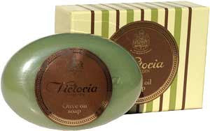 Victoria Scandinavian Olive OIl Soap - 100gm