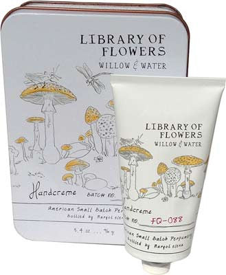 Library of Flowers Willow & Water Hand Creme