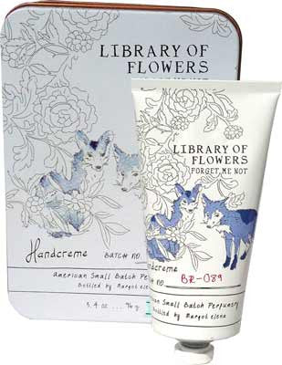 Library of Flowers Forget Me Not Hand Creme