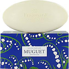 Fragonard Muguet Pebble Soap - Hampton Court Essential Luxuries