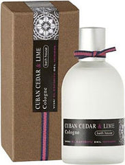 Bath House Cuban Cedar & Lime Cologne - Hampton Court Essential Luxuries