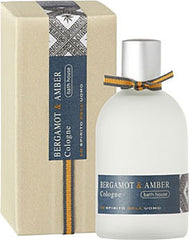 Bath House Bergamot & Amber Cologne - Hampton Court Essential Luxuries
