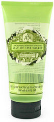 Somerset Toiletries Lily of the Valley Bath & Shower Gel - Hampton Court Essential Luxuries