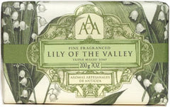 Somerset Toiletries Lily of the Valley Triple Milled Soap - Hampton Court Essential Luxuries