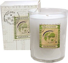 Geodesis Karounde 200g Scented Candle - Hampton Court Essential Luxuries