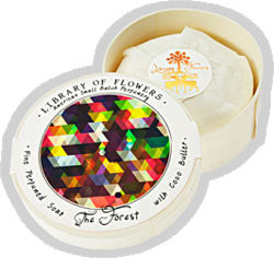Library of Flowers The Forest Soap