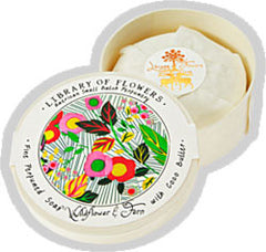 Library of Flowers Wildflower & Fern Soap - Hampton Court Essential Luxuries