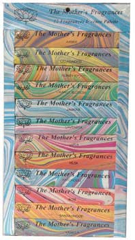 The Mother's Fragrances Incense - 12 Fragrances Incense Palette