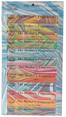 The Mother's Fragrances Incense - 12 Fragrances Incense Palette - Hampton Court Essential Luxuries