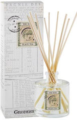 Geodesis Black Tea Reed Ambiance Diffuser - Hampton Court Essential Luxuries